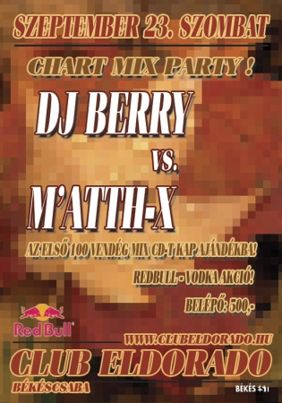 2006.09.23 - Chart Mix Party!